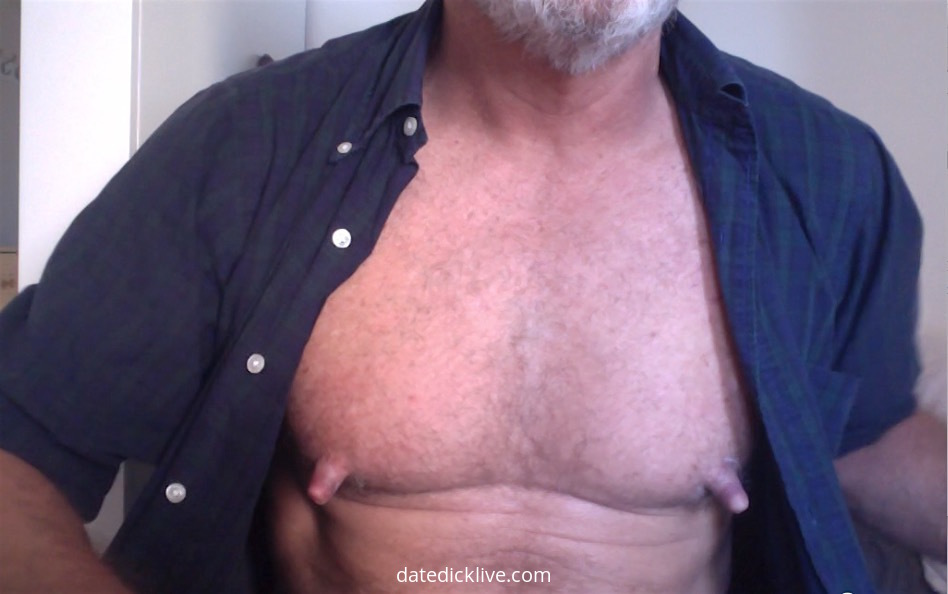 open-shirt-udders-showing