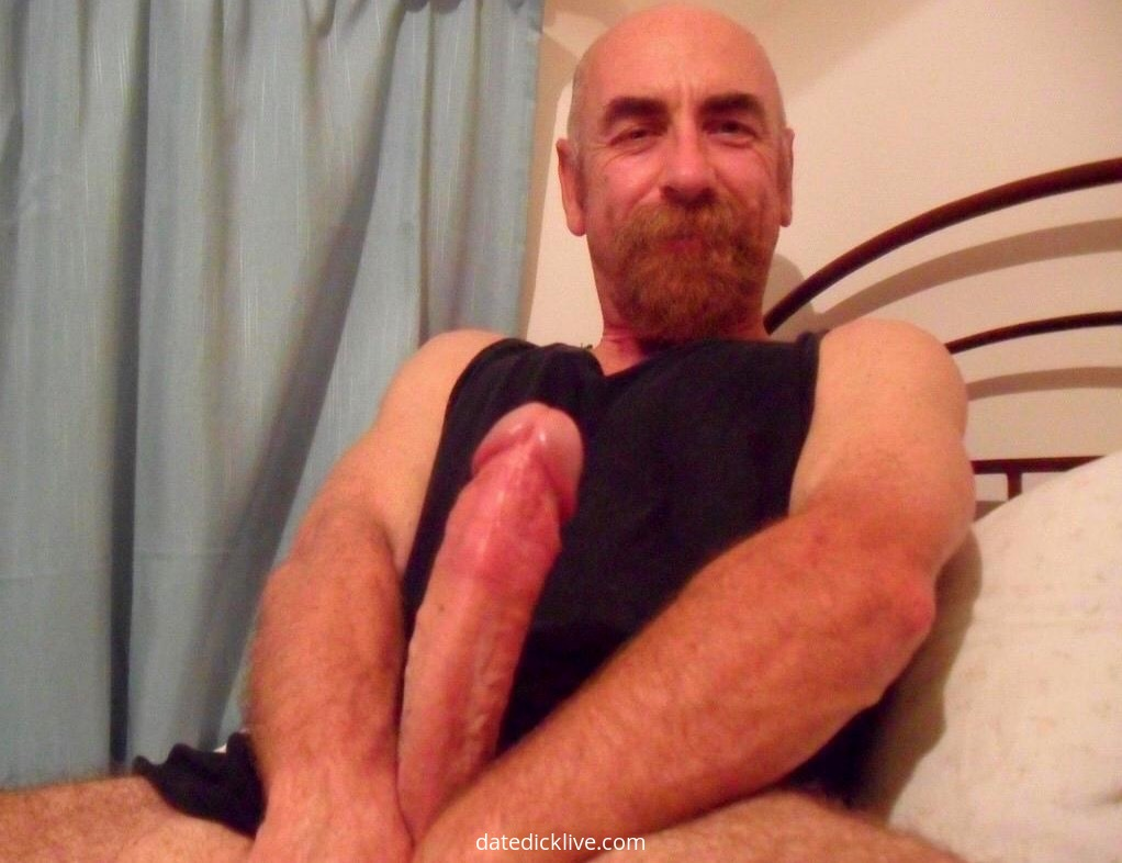 Sucking-German-Daddybear-Fat-Uncut-Cock  Media  Daddy -8029
